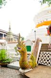 Temple. Beautiful temple in Chiangmai, THAILAND Stock Photo