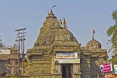 Temple of The Beautiful Vishnu Stock Image