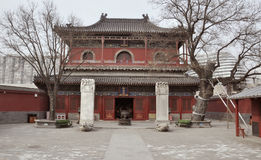 Temple in Beijing  china. This is a Temple in Beijing  China Stock Images