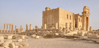 Temple of Bel - Palmyra, Syria Royalty Free Stock Photo
