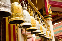 Temple bell Royalty Free Stock Photo