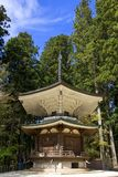 Temple bell at Mount Koya Stock Photography