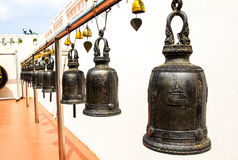 Temple bells Royalty Free Stock Image