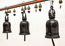 Temple bells Royalty Free Stock Images