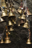 Temple bells Stock Photography