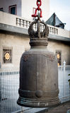 Temple bells in Thailand Royalty Free Stock Photography