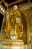 Temple birman de Dharmikarama, Georgetown Photo libre de droits