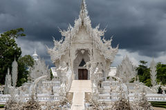 Temple blanc images libres de droits