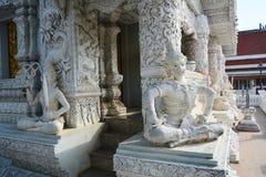 Temple blanc Photo stock