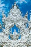 Temple blanc de Chiang Mai Photographie stock libre de droits