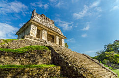 Temple and Blue Sky Royalty Free Stock Photography