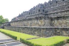 Temple Borobudur Images libres de droits
