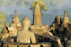 Temple Borobudur Java Royalty Free Stock Photos