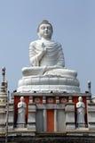 Temple bouddhiste à Howrah, Inde image libre de droits