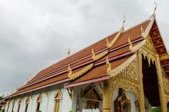 Temple bouddhiste Photo libre de droits