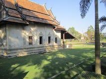 Temple bouddhiste antique Photographie stock libre de droits