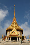 Temple bouddhiste Bangkok Image libre de droits