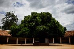temple bouddhiste de style Lanna photo libre de droits