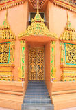 Temple bouddhiste en Thaïlande Photographie stock libre de droits