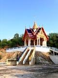 Temple bouddhiste en Thaïlande photo stock