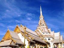 Temple bouddhiste en Thaïlande photos libres de droits