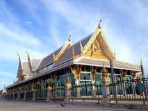 Temple bouddhiste en Thaïlande photo libre de droits