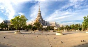 Temple bouddhiste en Thaïlande images libres de droits