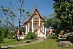 Temple bouddhiste thailand Image libre de droits