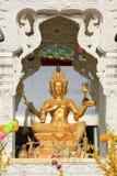 Temple buddha statue pattaya thailand Stock Photo