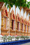 Temple of buddhism, Thailand Stock Images