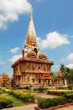 Temple Buddhist Royalty Free Stock Images