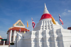 Temple. Buddist temple in thailand is place of worship of buddhist Stock Photography