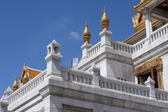 Temple. The temple is building with gold and granite Royalty Free Stock Image
