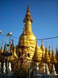 A temple in burma stock photos