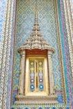 Temple célèbre de la Thaïlande Images stock