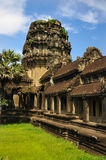 Temple in Cambodia Angkor Wat royalty free stock photo
