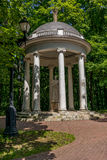 Temple of Ceres in the Tsaritsyno park in Moscow - 3 Royalty Free Stock Photography