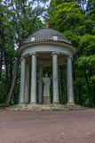 Temple of Ceres in the Tsaritsyno park in Moscow  Royalty Free Stock Image