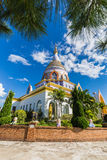 The Temple of chaing rai in thailand Stock Photography