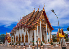 Temple chalong Stock Photos