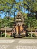 Temple chez Lombok Image libre de droits