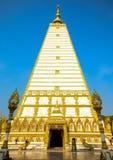 Temple chez Ubon Thaïlande Photos libres de droits