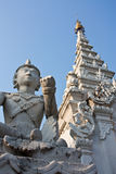 A temple in Chiang Mai Stock Images