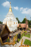 Temple in Chiang Mai, Thailand Royalty Free Stock Photos