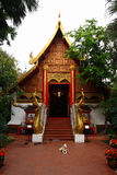 Temple in Chiang Rai. Pattern temples in Chiang Rai , Thailand Royalty Free Stock Photography
