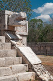 Temple at Chichen Itza Royalty Free Stock Photos