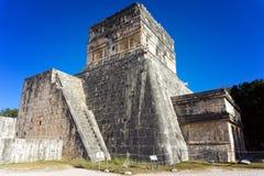 Temple in Chichen Itza, Mexico Stock Photography