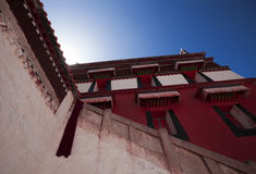 Temple of china Royalty Free Stock Image