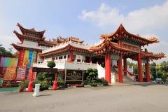 Temple chinois Photo libre de droits