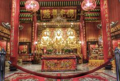Temple chinois Photo stock